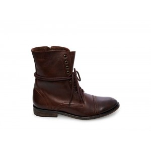 Steve Madden Men's Boots TREK Brown Leather