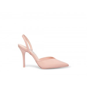 Clearance Sale - Steve Madden Women's Heels DIPPED Pink Leather