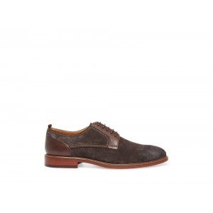Clearance Sale - Steve Madden Men's Dress CARLYLE Brown Suede
