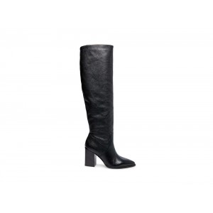 Clearance Sale - Steve Madden Women's Boots ESSENTIAL Black Leather