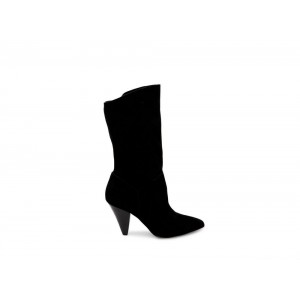 Clearance Sale - Steve Madden Women's Boots REIN Black Suede