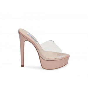 Clearance Sale - Steve Madden Women's Heels INNOCENT BLUSH PATENT