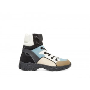 Clearance Sale - Steve Madden Men's Sneakers BETA Black/BLUE