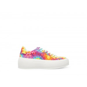 Clearance Sale - Steve Madden Women's Sneakers COLOSSAL BRIGHT Multi