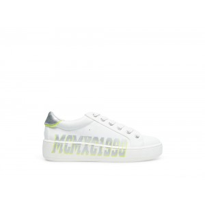 Clearance Sale - Steve Madden Women's Sneakers BREXTON WHITE/SILVER