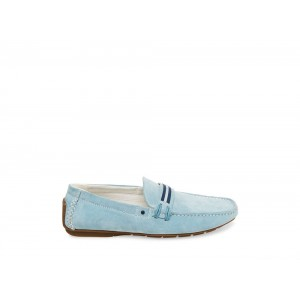 Christmas Deals 2019 - Steve Madden Men's Casual GRAB BABY BLUE Suede