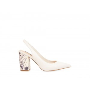 Clearance Sale - Steve Madden Women's Heels AYANA BONE Leather
