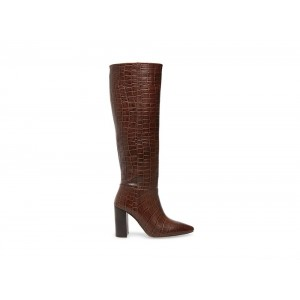 Steve Madden Women's Boots FENIX Brown CROCODILE