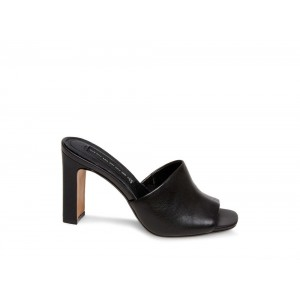 Clearance Sale - Steve Madden Women's Heels JENSEN Black Leather