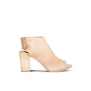 Clearance Sale - Steve Madden Women's Heels SLATER NATURAL Leather