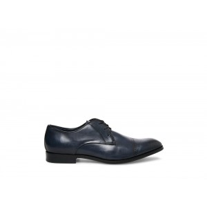 Steve Madden Men's Lace-up DECREE Navy