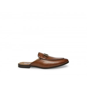 Steve Madden Men's Casual DAZLING Cognac Leather