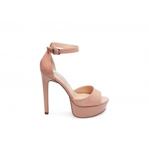 Clearance Sale - Steve Madden Women's Heels MAJOR BLUSH PATENT