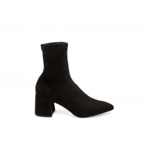 Steve Madden Women's Booties RESPECT Black Black Friday 2020