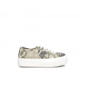 Steve Madden Women's Sneakers EMMI CAMOUFLAGE Black Friday 2020