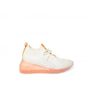 Clearance Sale - Steve Madden Women's Sneakers CELLO ORANGE Multi