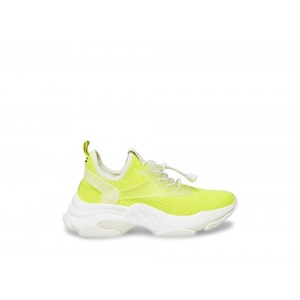 [ Black Friday 2019 ] Steve Madden Women's Sneakers MYLES Yellow