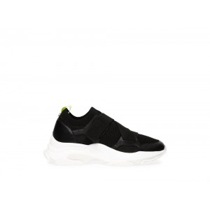 Clearance Sale - Steve Madden Women's Sneakers METEORITE Black