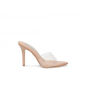 Clearance Sale - Steve Madden Women's Mules FEISTY NUDE