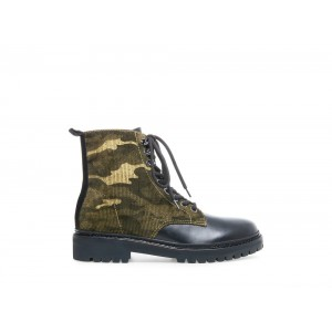 Steve Madden Men's Boots OMEGA CAMOUFLAGE Black Friday 2020