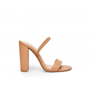 Clearance Sale - Steve Madden Women's Heels CAMEO DARK Tan