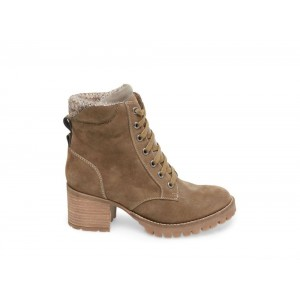 Steve Madden Women's Booties COMMAND OLIVE