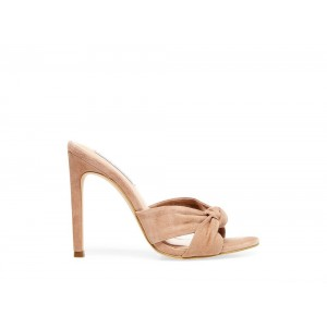 Clearance Sale - Steve Madden Women's Heels ANTONELLA Taupe Suede