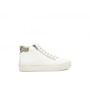 Steve Madden Women's Sneakers ZADE WHITE Multi