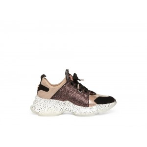 Clearance Sale - Steve Madden Women's Sneakers FIZZ Rose Multi
