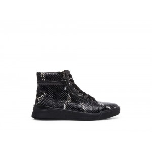 Clearance Sale - Steve Madden Men's Sneakers CARBON Black Snake