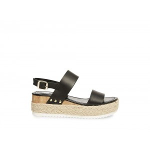 Clearance Sale - Steve Madden Women's Sandals CICI Black Leather