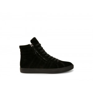 Steve Madden Men's Casual BARKLEY Black Black Friday 2020