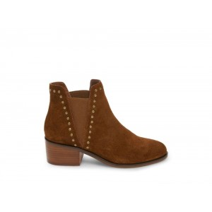 Clearance Sale - Steve Madden Women's Booties CADE Brown Suede