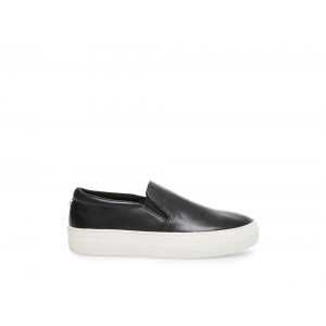 Clearance Sale - Steve Madden Women's Sneakers GILLS Black Leather