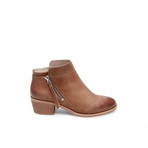 Clearance Sale - Steve Madden Women's Booties KODY Cognac Leather