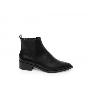 Clearance Sale - Steve Madden Women's Booties JERRY Black Leather