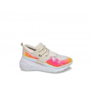 Clearance Sale - Steve Madden Women's Sneakers CLIFF IRIDESCENT