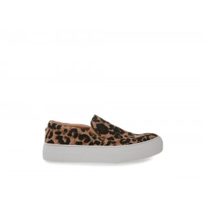 Steve Madden Women's Sneakers GILLS-A LEOPARD Black Friday 2020