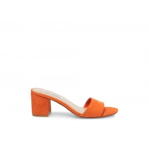 Clearance Sale - Steve Madden Women's Mules LORELL Red-ORANGE