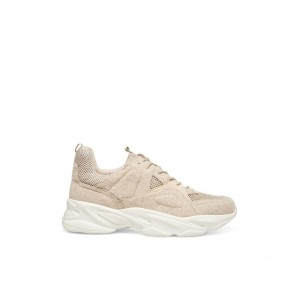 Clearance Sale - Steve Madden Men's Sneakers MOVER-F BEIGE