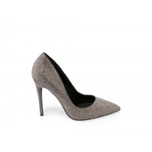 Clearance Sale - Steve Madden Women's Heels DAISIE Black/PEWTER