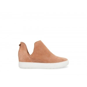 Clearance Sale - Steve Madden Women's Sneakers CANARESP NUDE Suede