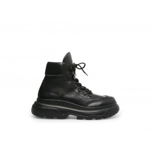 Steve Madden Men's Boots HEFTY Black