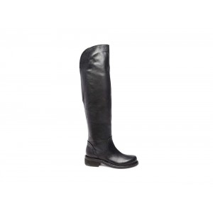 Clearance Sale - Steve Madden Women's Boots PASHA Black Leather