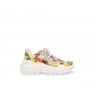 Clearance Sale - Steve Madden Women's Sneakers REED Multi Snake