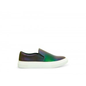 Christmas Deals 2019 - Steve Madden Men's Sneakers PLATINUM IRIDESCENT
