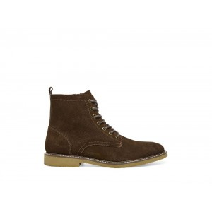 Steve Madden Men's Boots BART Brown Suede
