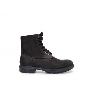 Steve Madden Men's Boots SMOKY Black Leather