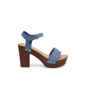 Clearance Sale - Steve Madden Women's Sandals LUNA Navy