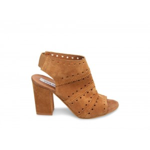 Clearance Sale - Steve Madden Women's Heels ISABELLE CHESTNUT Suede